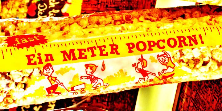 One Meter Popcorn