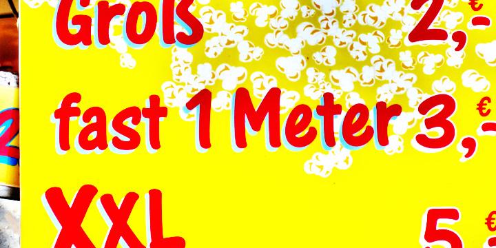 Meter Popcorn